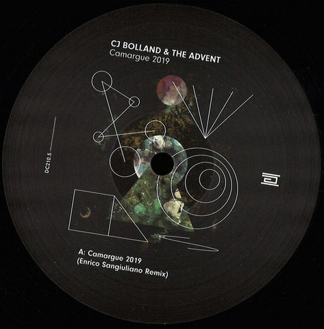 CJ Bolland & The Advent - Camargue 2019 [DC210.5]