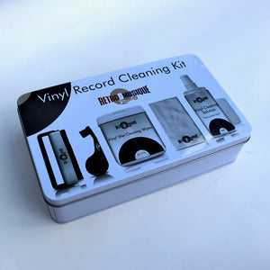 Vinyl Record Cleaning Kit - Bitwax