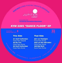 Load image into Gallery viewer, Kym Sims - Dance Floor EP (Pink Vinyl) - Bitwax