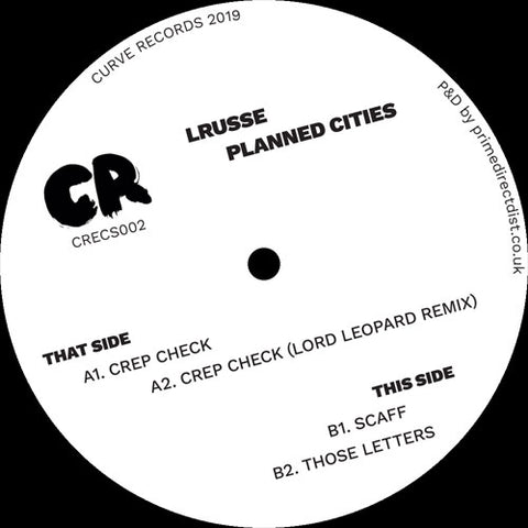 Lrusse - Planned Cities EP [CRECS002]