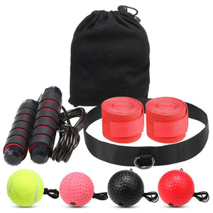 3 levels reflex ball set