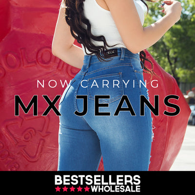 Now Carrying MX Jeans