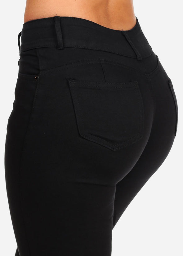 whole buttlifting midrise jeans