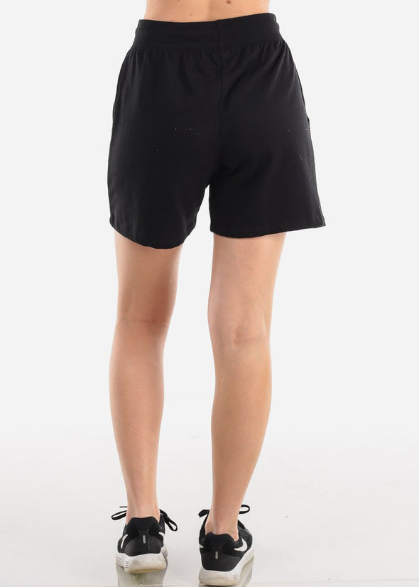 Basic Drawstring Shorts