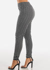 Career Wear Patterned Pants