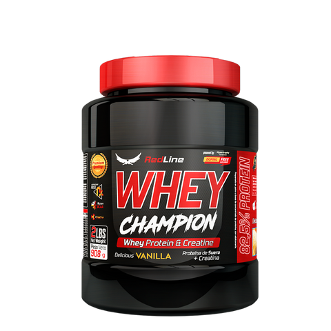 WHEY CHAMPION PROTEIN 82% - PRO RED SERIES