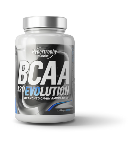 BCAA EVOLUTION - 120 CÁPS