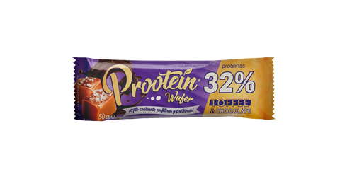 BARRITA DE PROTEINA WAFER 32%