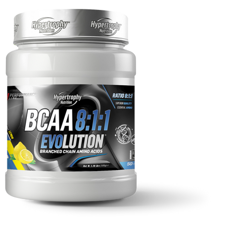 BCAA 8:1:1 EVOLUTION 500gr
