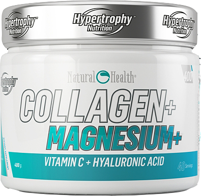 COLLAGEN + MAGNESIUM 400gr