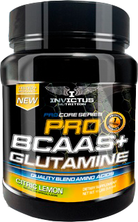 BCAAS + GLUTAMINA - PROCORE SERIES