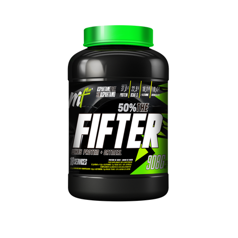 THE FIFTER (50% WHEY + 50% AVENA)  908gr