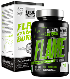 FLAME XTREM FAT BURNER 120 CAPS
