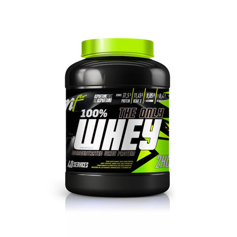 THE ONLY WHEY 100%