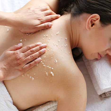 Body Massage Gift Voucher - Beautiful Back