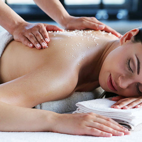 Body Massage Gift Voucher - Body Exfoliation