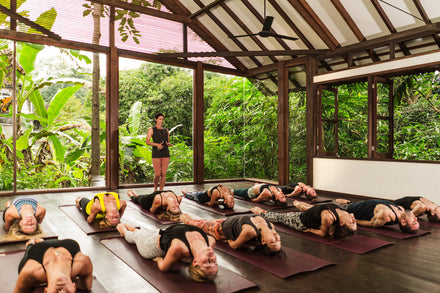 Tips To Prepare For Your First Yoga Retreat Trip