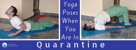 Yoga Poses To Try While Quarantined