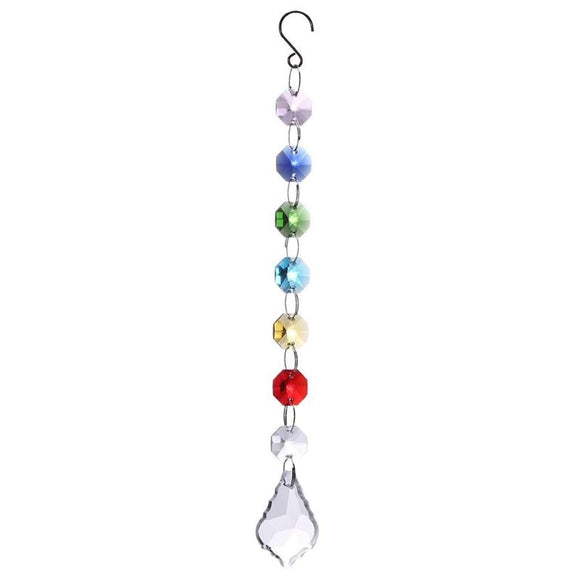 New Colorful Chakra Crystal Sun Catchers