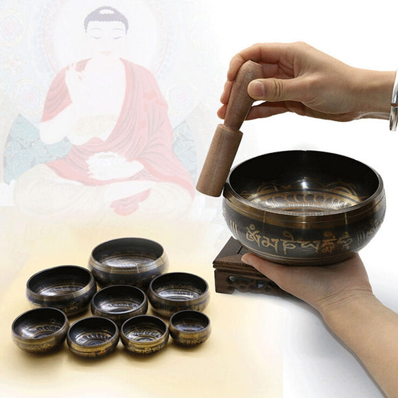 Singing Bowl Home Decoration