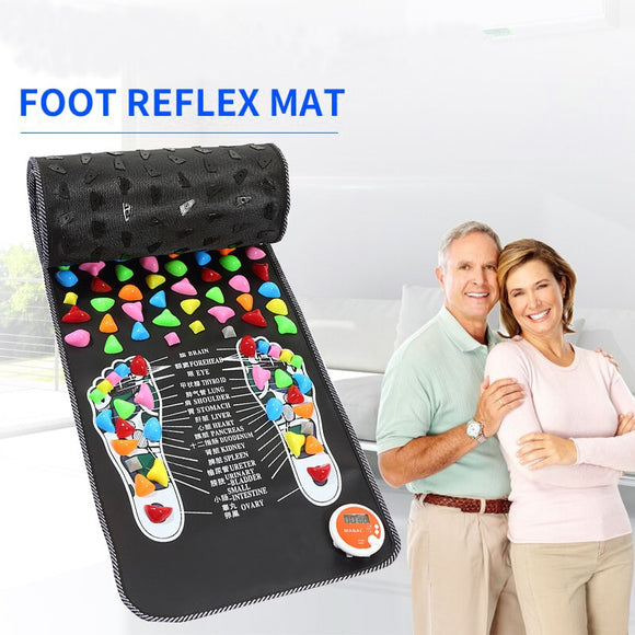 Stone Foot Acupressure Massage Mat