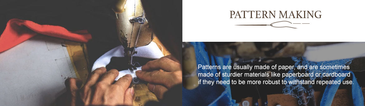 PatternMaking Service by CraftClothing