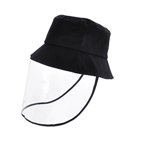 Bucket Hat Face Shield