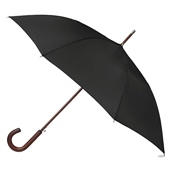 J- Handle Umbrella