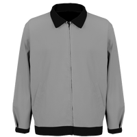Corporate Jacket with Collar, Cuff and Hem Accent