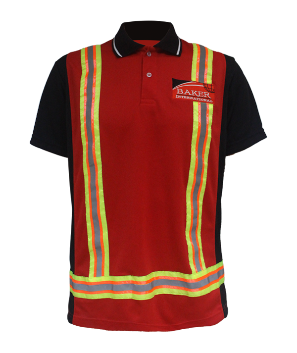 Polo Shirt <br />for Baker International