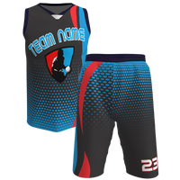 Blur Basketball Jersey
