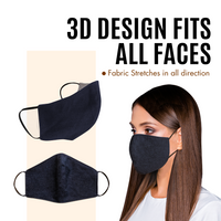 Denim Mask