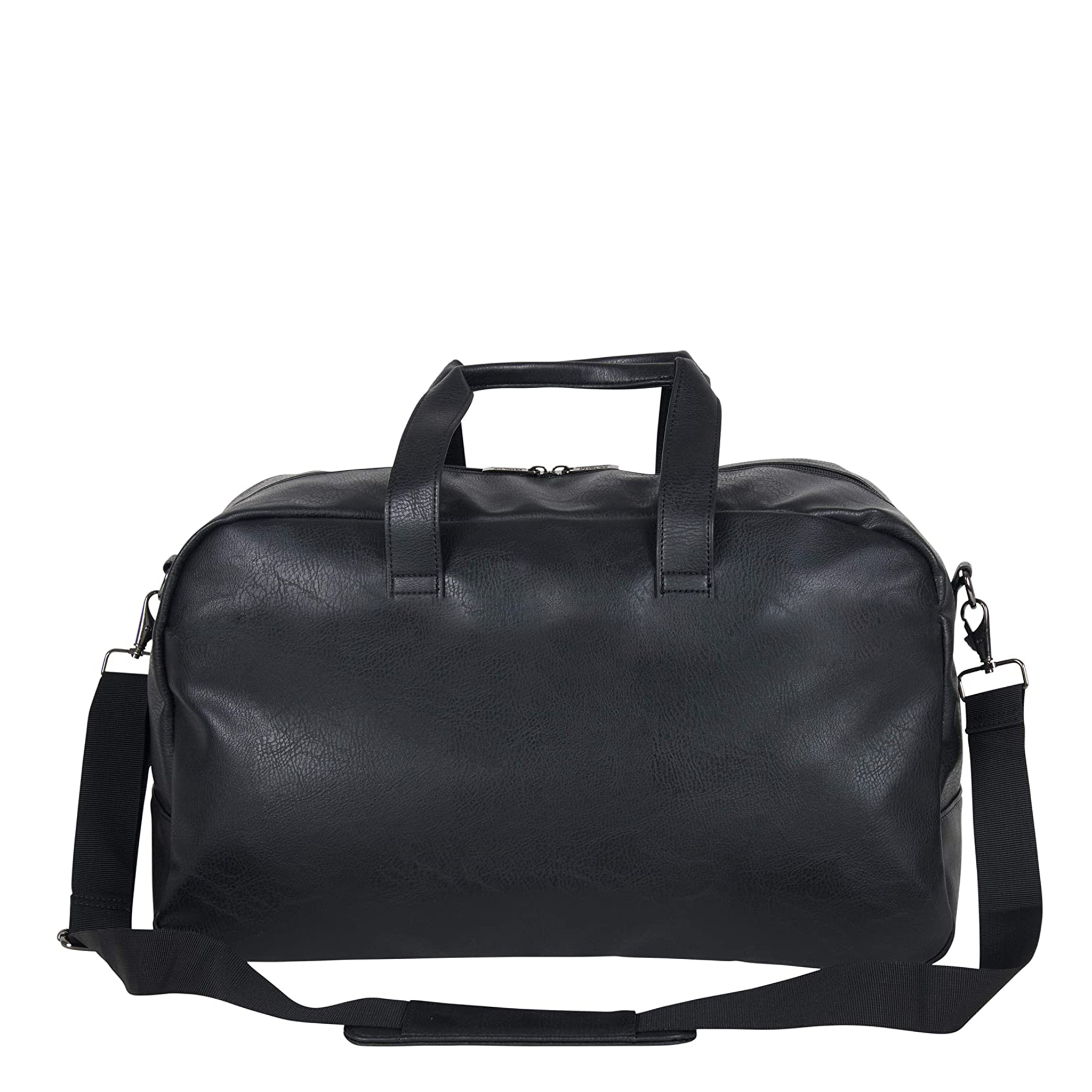 Leatherette Carry-on Duffel Bag