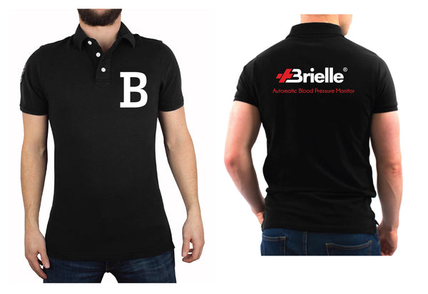 Plain HC Poloshirt (Winner/Target/Lifeline) with Embroidery (1 color front, 2 colors back) VAT Inclusive