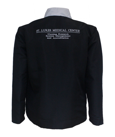Jacket <br />for St. Lukes