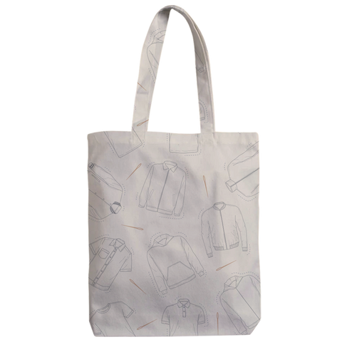 Sublimated Basic Tote