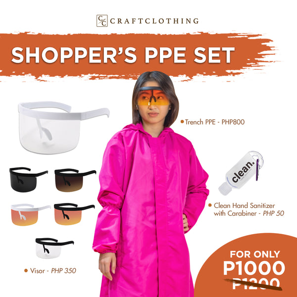 Shopper's PPE Set B