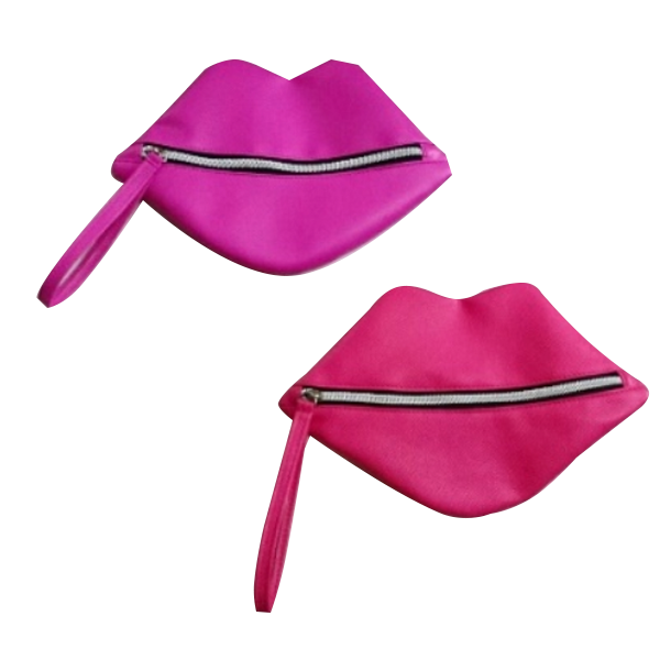Leatherette Lip Pouch