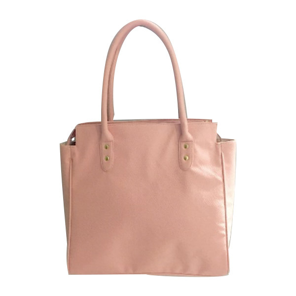 PU Leatherette Tote Bag