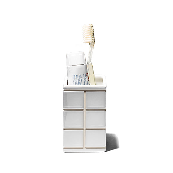Ceramic Bath Toothbrush Stand