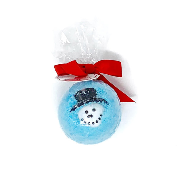 Snowman Bath Bomb Case Pack of 12 - $2.00/ea. (Packaged)