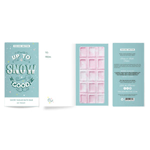 Up to Snow Good Bath Bar - case pack 6 @ $5.00 ea