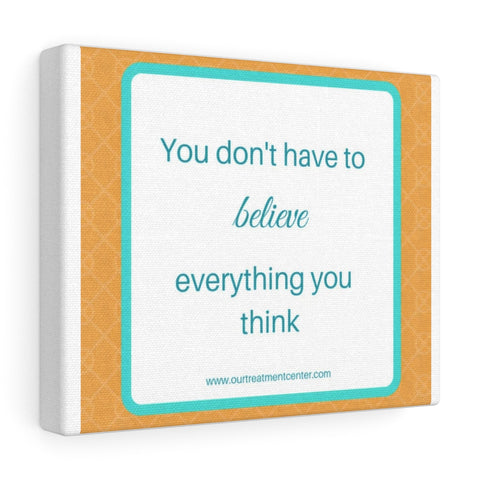 Inspirational Canvas