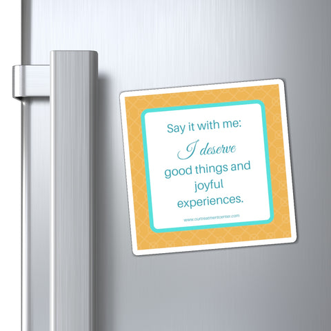 Fridge Therapy Magnet