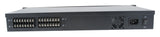 Rack Mount Power Supply 16 Channel 12V DC CCTV 20Amps Output 16ch Security Camera (PS-AC20A16R)