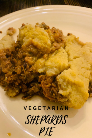 Vegetarian Shepards Pie
