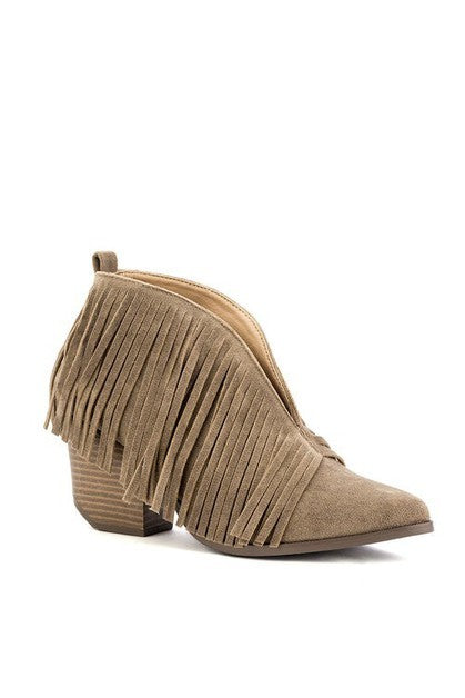 Hippy Bootie - Chica Boutique NY
