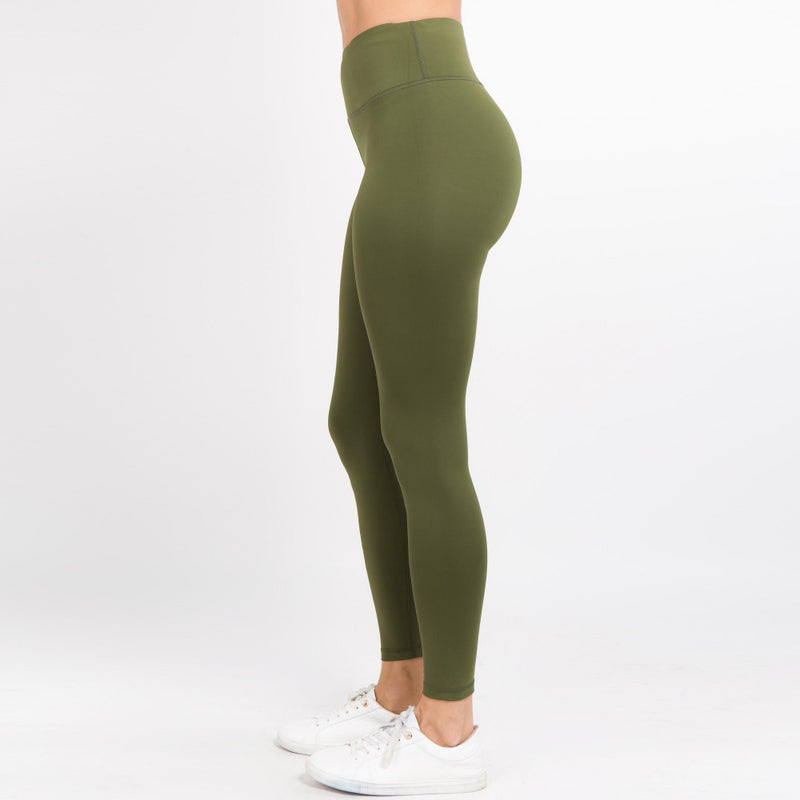 Feeling Active Workout Leggings - Chica Boutique NY