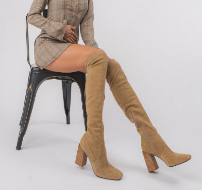Faye Over the Knee Boot