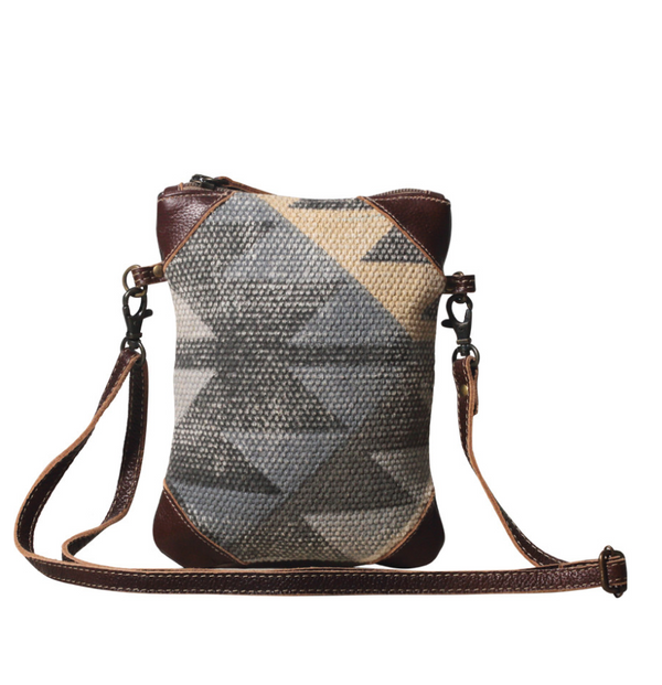 Tribal Mini Crossbody